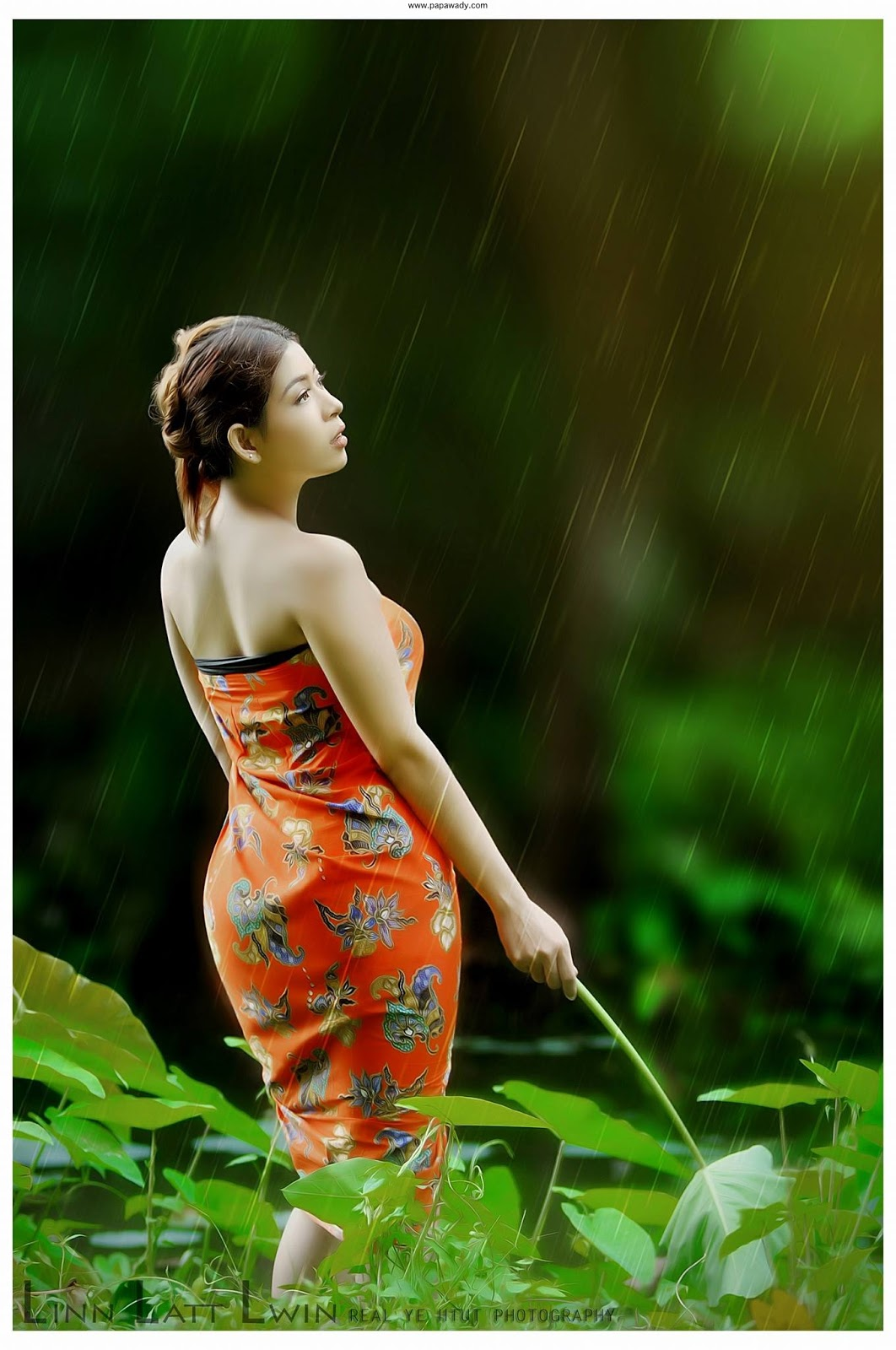 Lin Latt Lwin Outdoor Photoshoot Album 2
