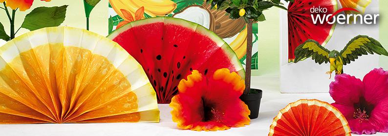 Fruchtige Frische Mit Obst Objekten