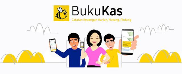 Review Aplikasi BukuK・・・