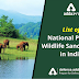 List of National Park and Wildlife Sanctuaries in India