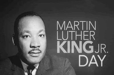 Martin Luther King Jr Day 2020