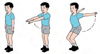 ✓ Hand Swinging Movement, Simple Exercise But Many Benefits For Health