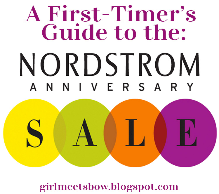 A First-Timer's Guide to the Nordstrom Anniversary Sale + HUGE GIVEAWAY