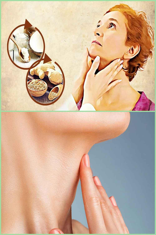 Remèdes naturels à la maison pour le traitement des symptômes de l'hypothyroïdie