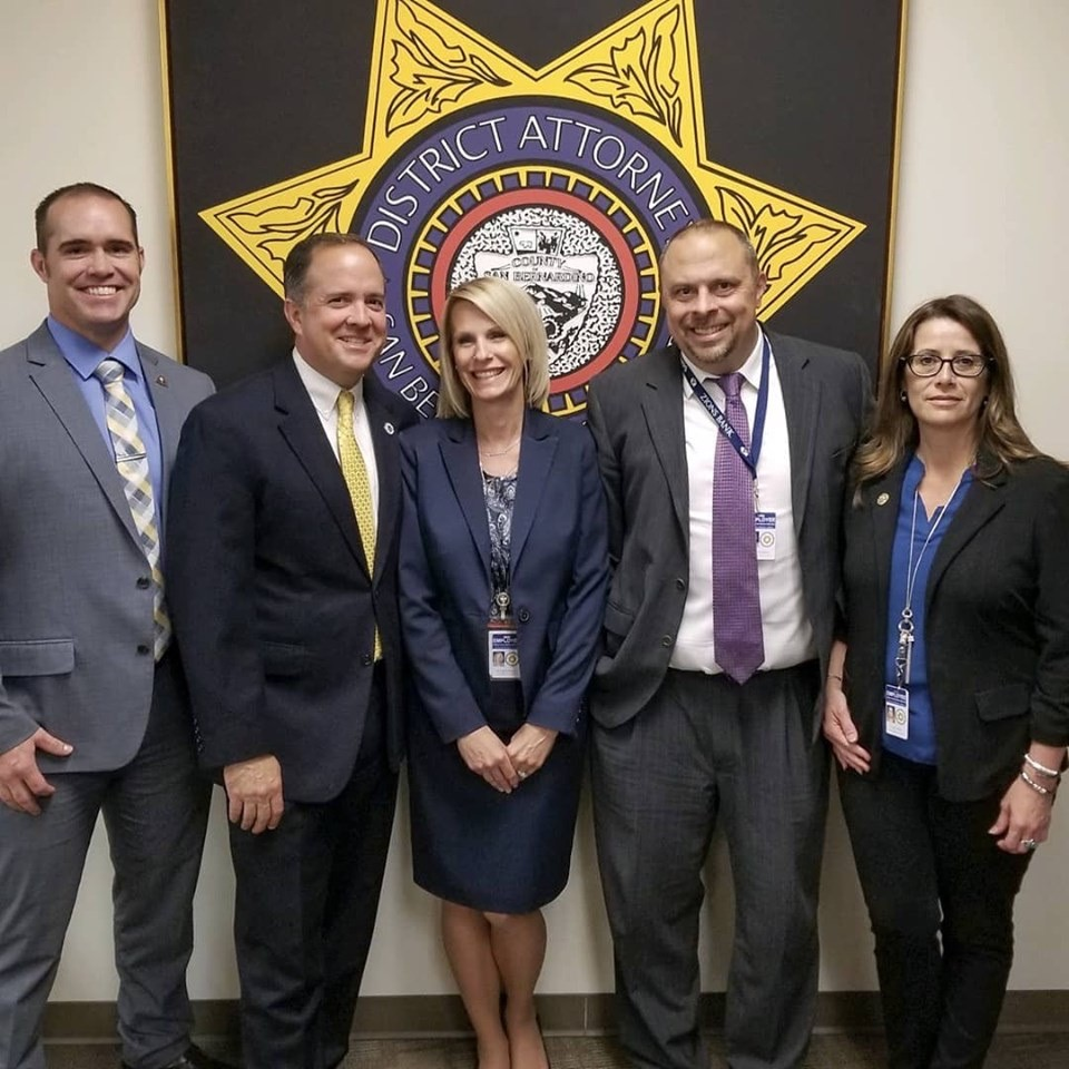 San Bernardino County District Attorney's Office