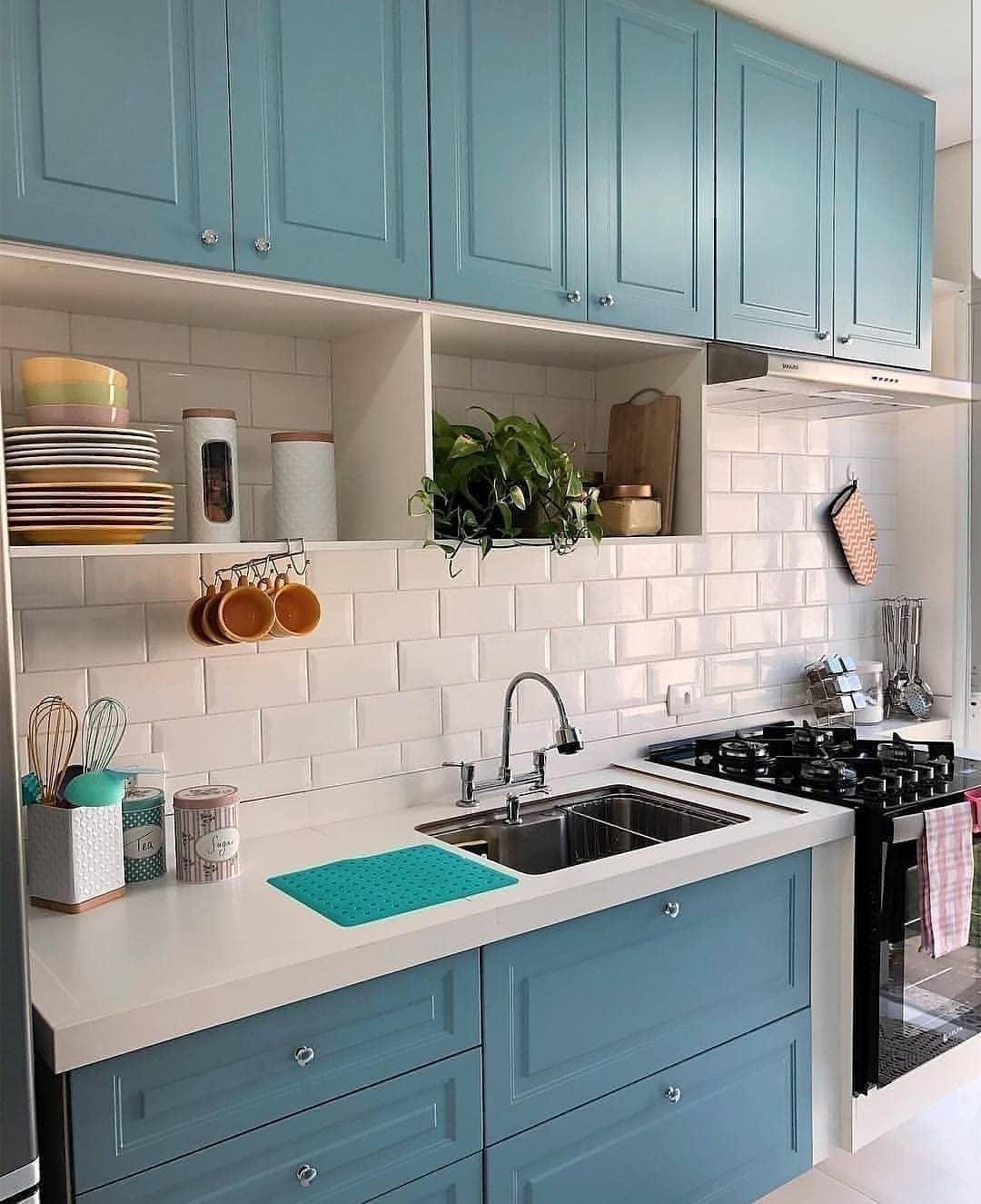Gambar Motif Keramik Dinding Dapur Minimalis | rumahtopia ...