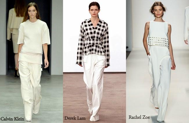 Λευκό παντελόνι  Πώς να το φορέσεις σωστά  b32cc47ecd5