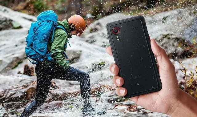 Samsung Galaxy Xcover 5 is dedicated to challenging environments
