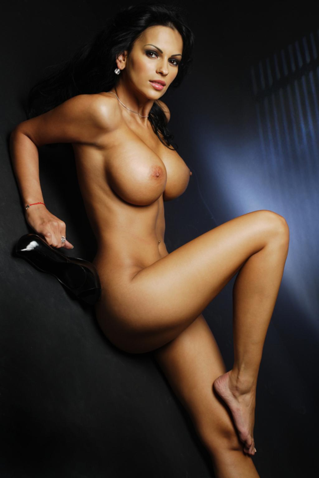 Are adina barbu nude naked boobs