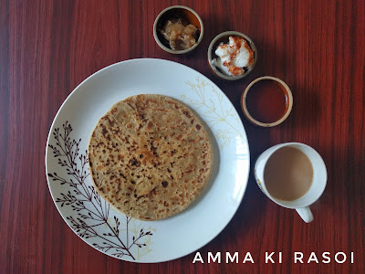 Amma Ki Rasoi Parantha Blog