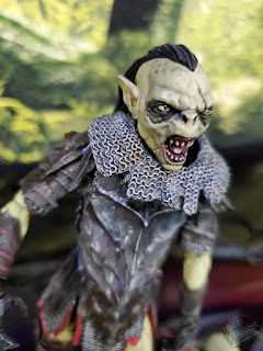 Diamond Select Lord of the Rings Action Figures Orc