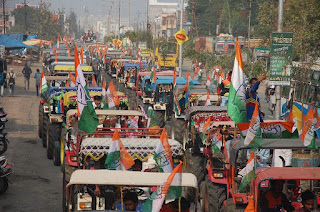 farmer-tracter-rally-in-indore