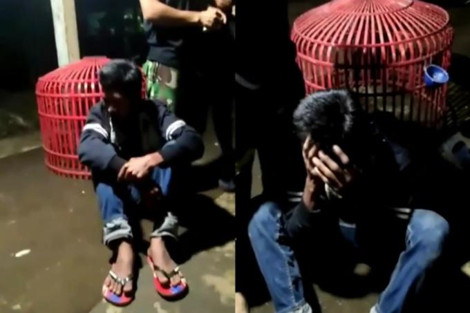 Viral Video Pelaku Begal Payudara Diamankan Warga, Warga Net Naik Pitam