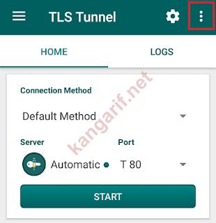 tls tunnel kuota belajar telkomsel