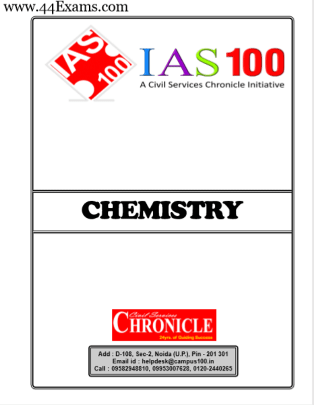 Chemistry-by-Chronicle-IAS-Academy-For-All-Competitive-Exam-PDF-Book