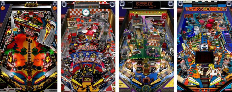 Pinball Arcade Full v1.36.4 Apk