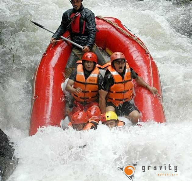 Rafting Gravity Pangalengan
