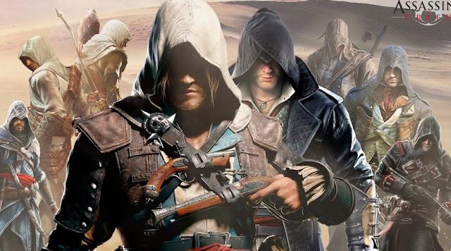 إشاعة: الكشف عن تفاصيل تجميعه بعنوان Assassin's Creed Compilation قادمة لجميع الأجهزة في هذا التاريخ ..