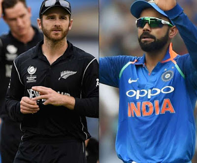 ICC WORLD CUP 2019 IND vs NZ 18th Match Cricket Tips