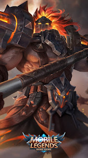 Terizla Flare Heroes Fighter of Skins
