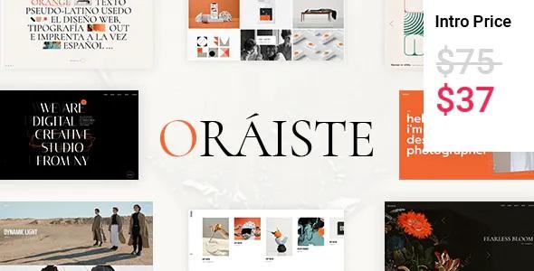 Best Creative Portfolio WordPress Theme