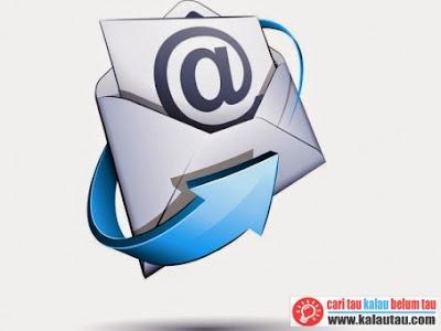 kalautau.com - Konsep penemuan email pertama kali di kemukakan oleh Ray Tomlinson