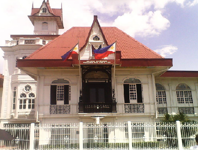 Emilio Aguinaldo Shrine, Museum and Ancestral House in Kawit, Cavite