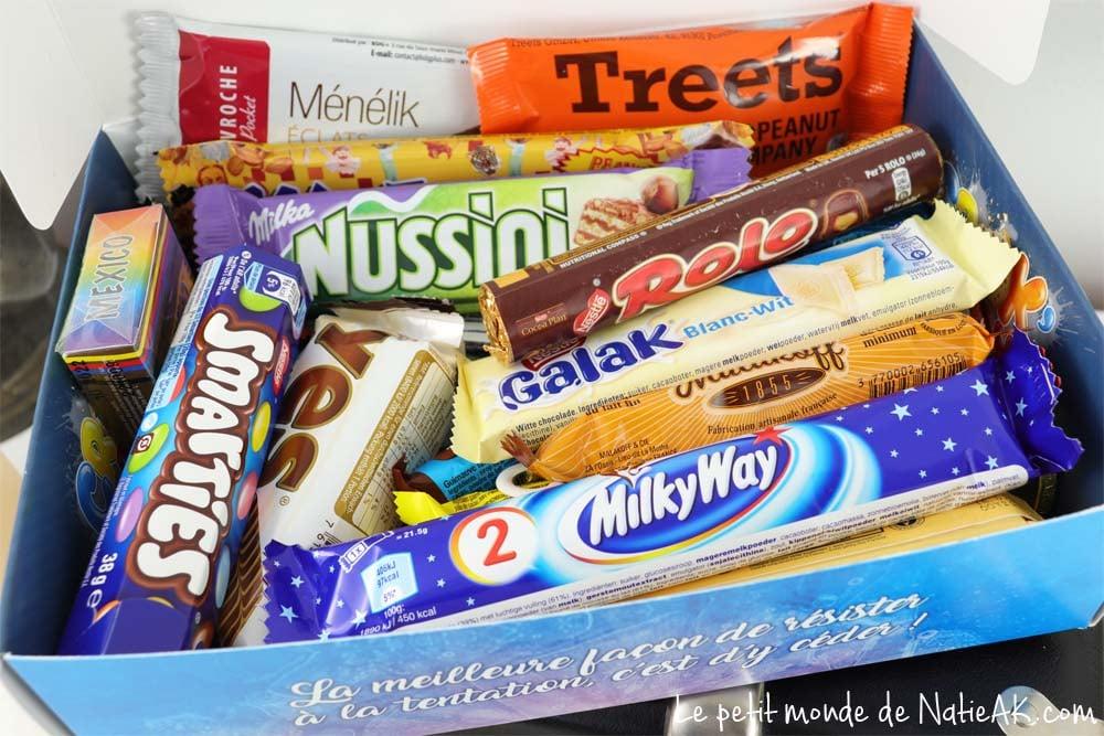 Confiseries chocolatées pas cher