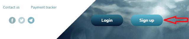 Регистрация в инвестиционном проекте Whales Club