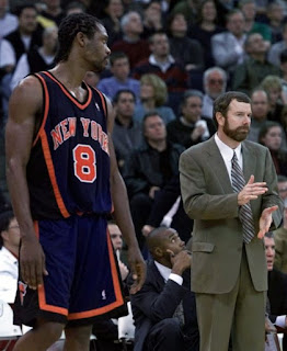 Latrell Sprewell suspension in 1997