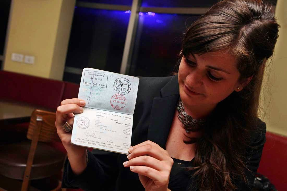 5 Fakta Visa Stamp Passport Israel di Passport Dunia