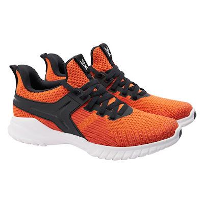Giày Thể Thao Nữ Biti's Hunter X - 2K18 - Sunrise Orange