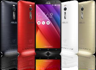 Harga dan Spesifikasi  Asus Zenfone 2