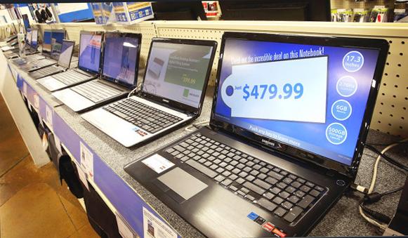 مبيعات الحواسيب تزدهر بعد 6 سنوات من الركوض بفضل تحديث ويندوز 10