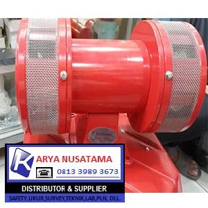 Jual Siren Merah Besi Untuk Pabrik Yahagi 293 di Rembang
