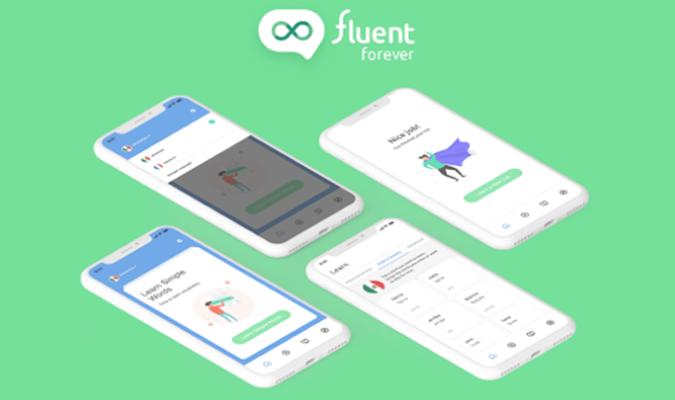 Aplikasi Android Terbaru Terbaik Wajib Kamu Coba - Fluent Forever