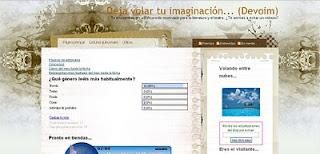 Cabecera Años 2009-2010 [Blog Deja volar tu imaginación]