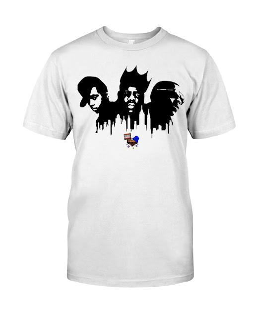 Chris, Nasir and Shawn Classic T-Shirt