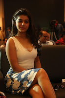 Yamini in Short Mini Skirt and Crop Sleeveless White Top 054.JPG