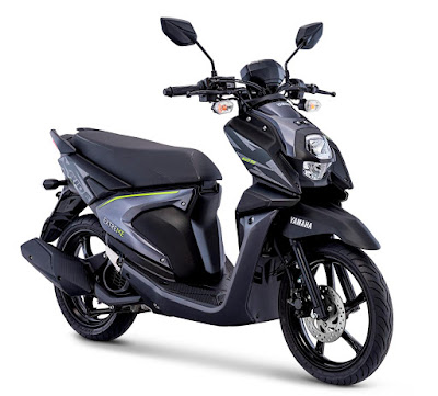 All New X-Ride Exclusive Black (hitam abu-abu)