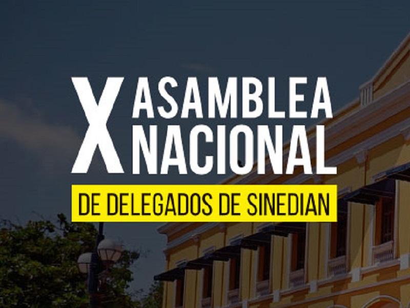 Declaración política de la X Asamblea Nacional de Delegados 2018