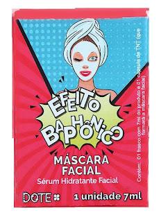 mascara facial dote