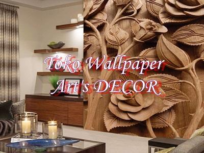 Mencari Wallpaper Dinding 3D Murah Di Tangerang
