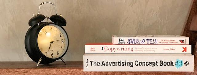 Ba quyển sách ngoại văn chuyên ngành Quảng cáo nên đọc