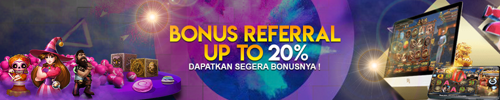 Bonus Referral Togel