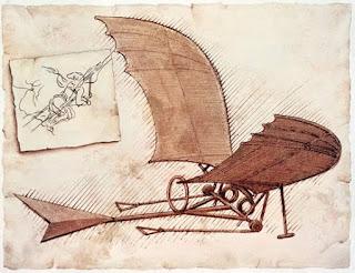 Glider Leonardo da Vinci
