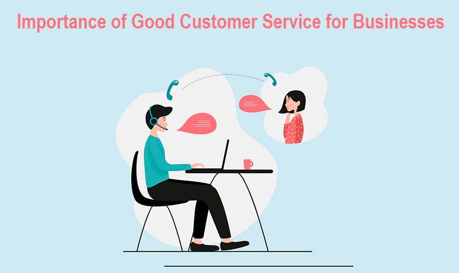 Importance of Good Customer Service