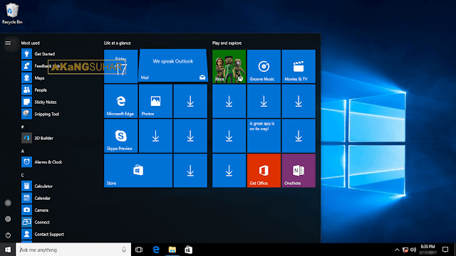 Download Windows 10 Multiple Edition Build 1607 Final Full