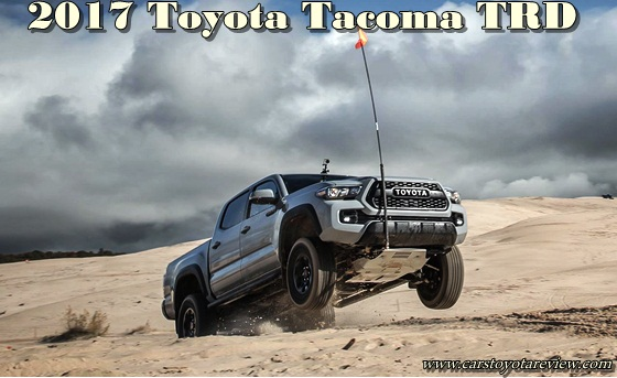 2017 Toyota Tacoma TRD The Pro Of 4x4 Automatic