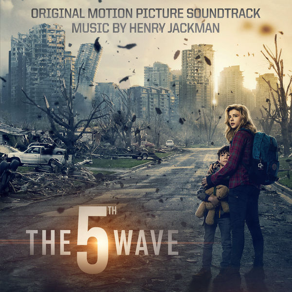 Henry Jackman - The 5th Wave (Original Motion Picture Soundtrack) Cover